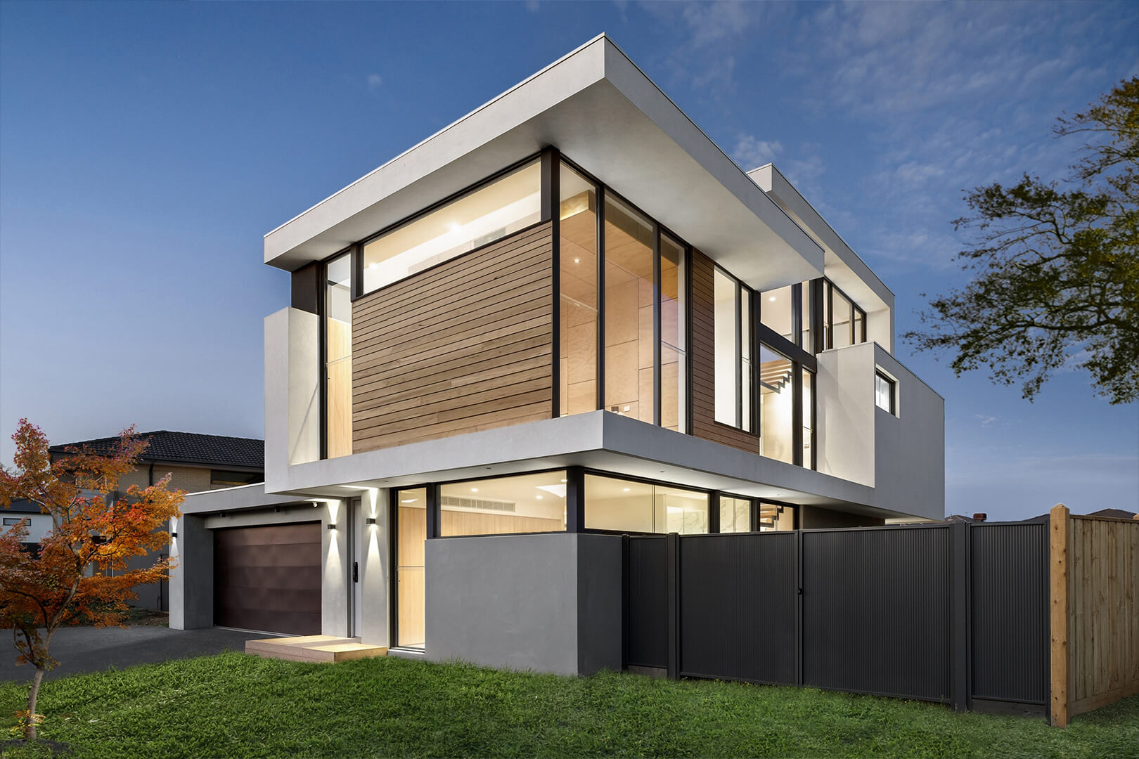 Beach House design in Melbourne by Sky Architect Studio